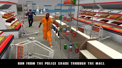 Vegas Supermarket Gangster Escape 3D screenshot three