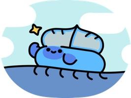 郭小厚的懒翔水母要来啦!这坨东西很懒很懒并没有留下太多介绍~就酱掰