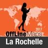 拉罗歇尔 离线地图和旅行指南