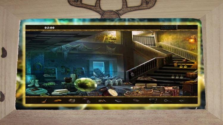 Hidden Object The Haunted Grave screenshot-4