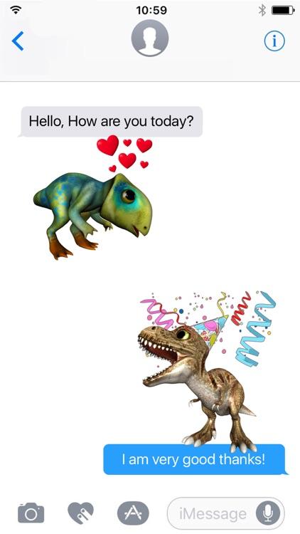 Dino Tales Stickers