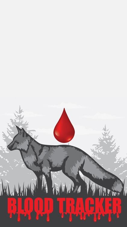 Fox Hunting Blood Tracker - Fox Hunting App screenshot-0