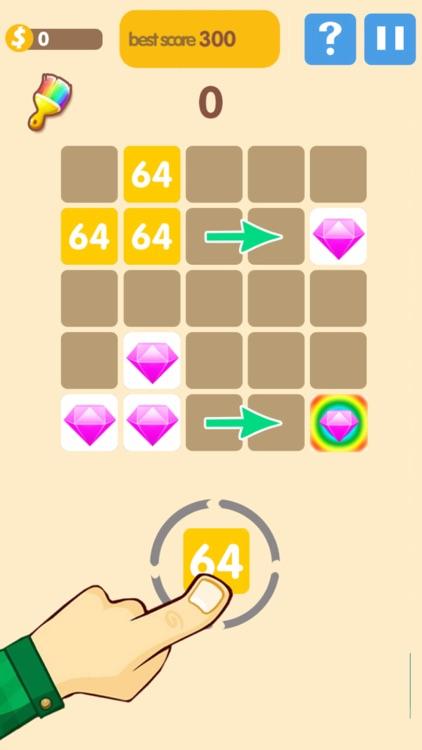 新2048—超1024的数字大师小游戏app