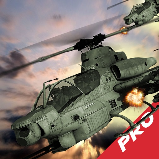 Helicopter Combat Sky Deluxe Pro -Flight Simulator