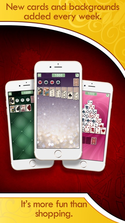 Solitaire Deluxe® Pro - Classic, Spider, more screenshot-4