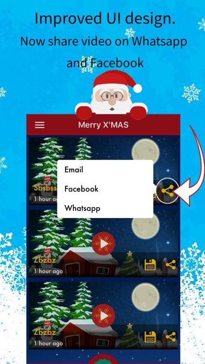 Christmas greetings video card by pramesh jain christmas greetings video card m4hsunfo
