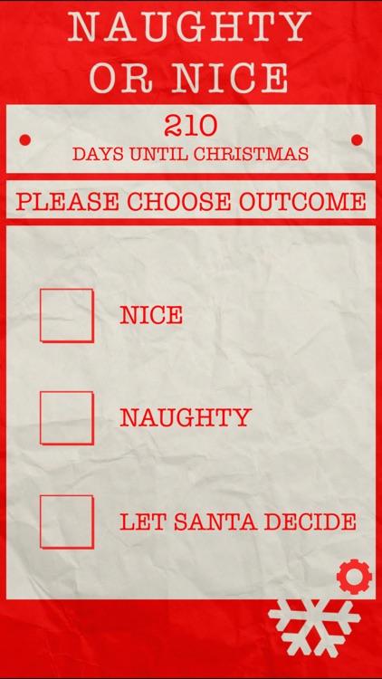 Santa's Naughty or Nice List ◌ screenshot-4
