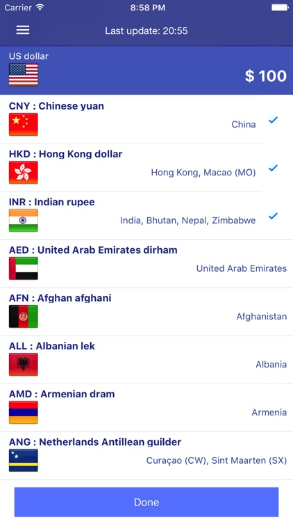 Currency Ⓒ - Foreign Exchange Rates|Conveter screenshot-3