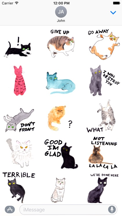 All The Bad Cats Megapack