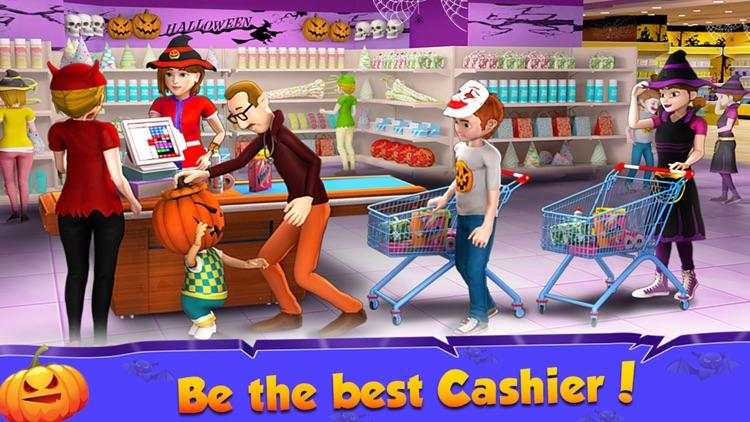 Halloween Supermarket Store screenshot-4