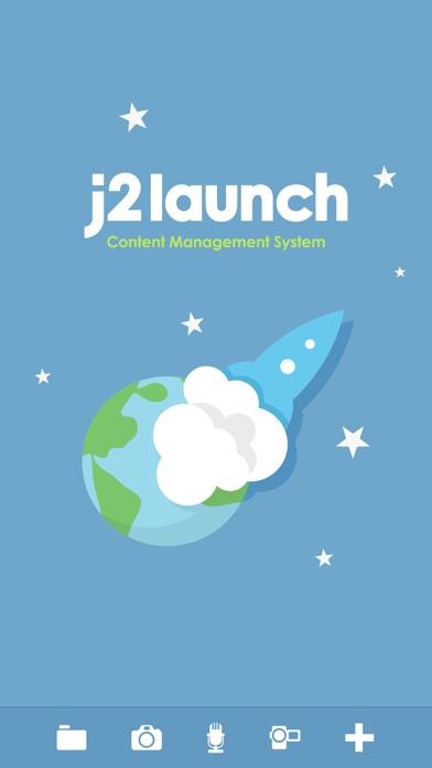 j2launch screenshot two