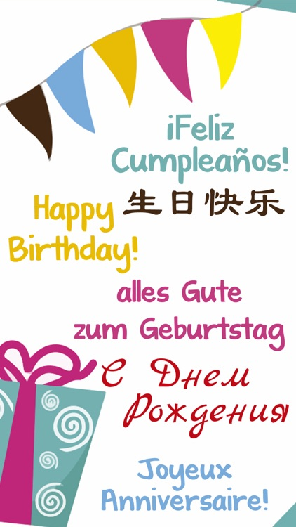 Happy Birthday Cards & Frames –  photo editor screenshot-1