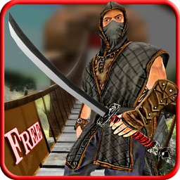 Ninja assassin Samurai Warrior the day of the dead
