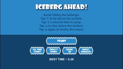 Iceberg Ahead! screenshot two