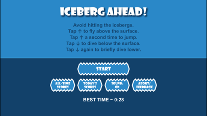 Iceberg Ahead! screenshot two