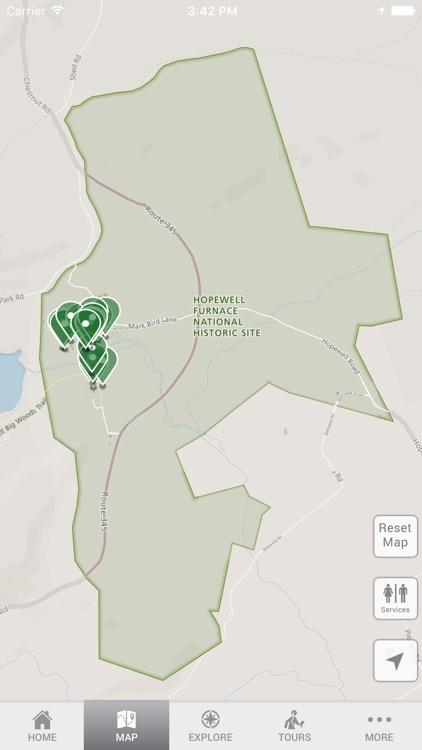 NPS Hopewell Furnace National Historic Site screenshot-4