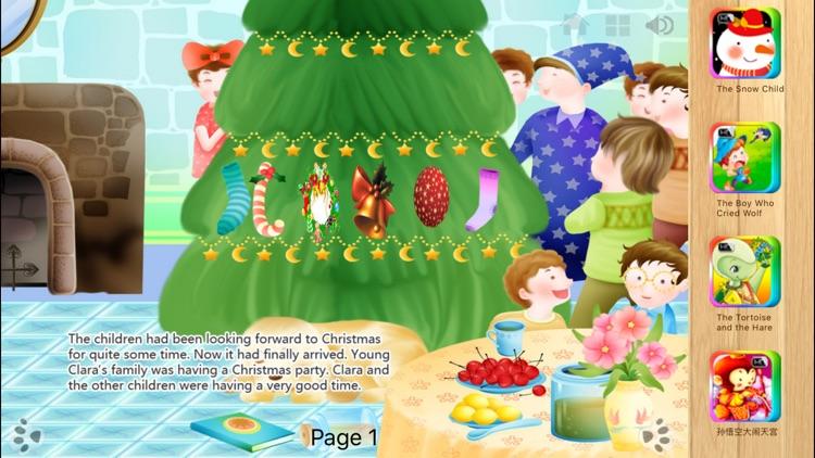 The Nutcracker-Interactive Book  iBigToy