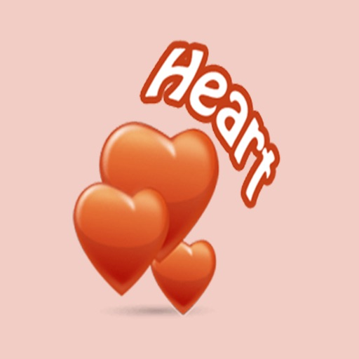 Heart Stickers Pack For iMessage