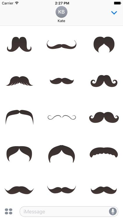 Gentlemen Stickers