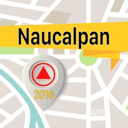 Naucalpan Offline Map Navigator and Guide