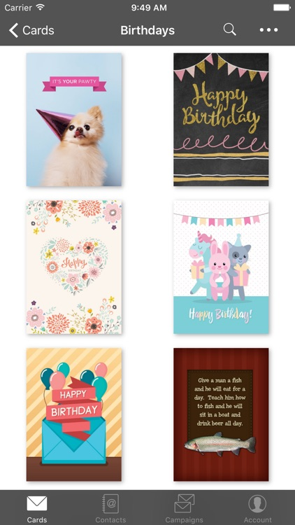 SendOutCards screenshot-1