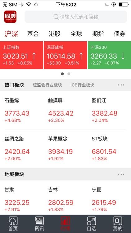 和讯股票 screenshot-2