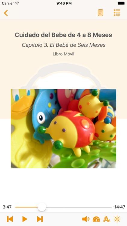 Cuidado del Bebe de 4 a 8 Meses - AudioEbook