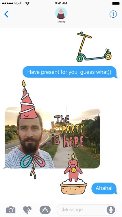 Birthday by Hello Baby