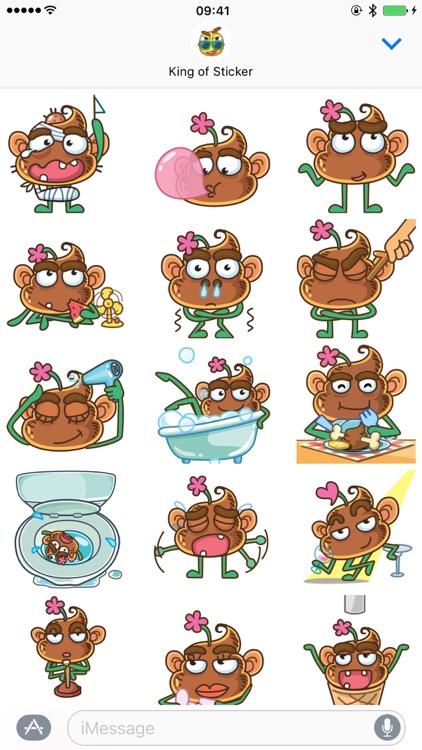 PooPoo Animated Sticker Pack