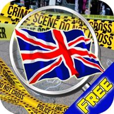 Activities of Free Hidden Object Games: London Crime Scene