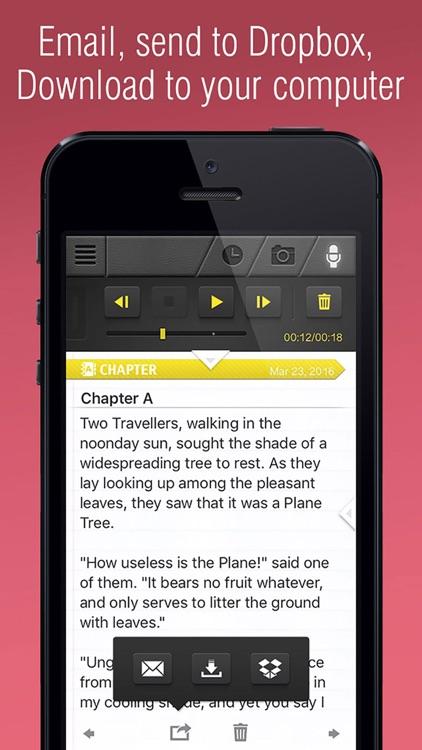 Writer: Write A Book, write a story screenshot-4