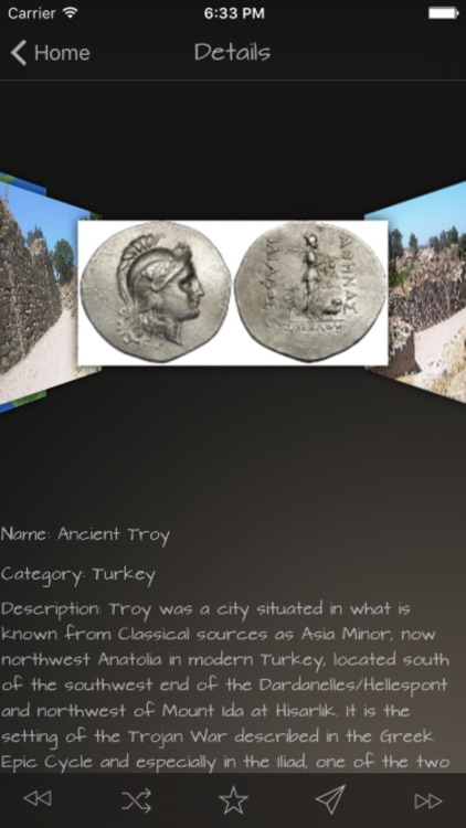 Archeological Discoveries in History Details screenshot-3