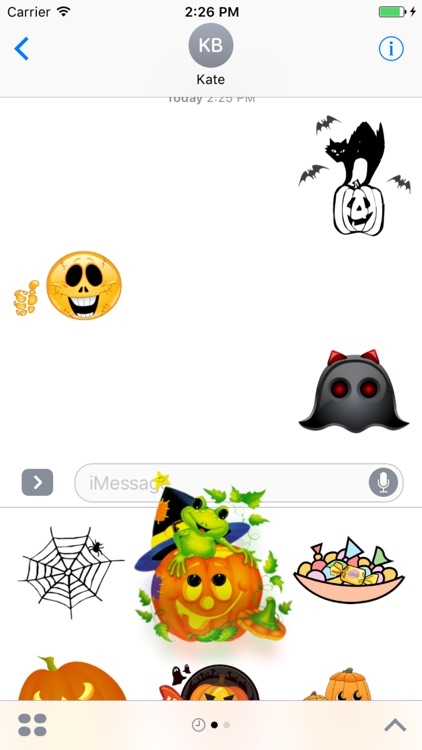 Halloween Sticker Pack!