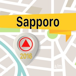 Sapporo Offline Map Navigator and Guide