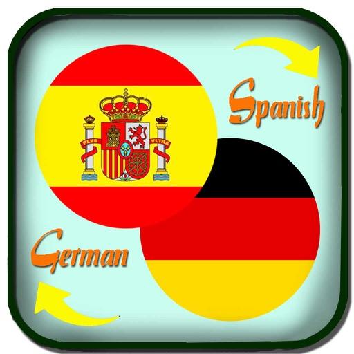 Traductor Aleman Español - Übersetzer Spanisch Deutsch - Translate German to Spanish Dictionary