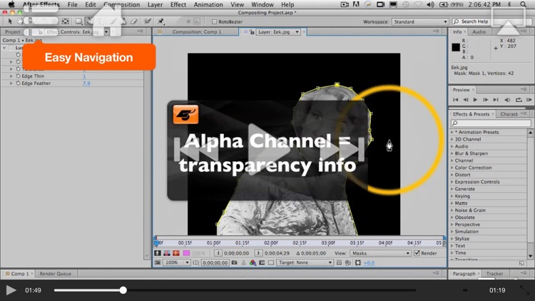 Course For After Effects 101
