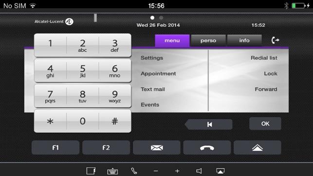 ALE IP Desktop Softphone on the App Store