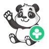 Cute Panda (Frim)