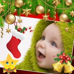 Sweet Christmas Photo Frames