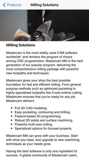 Mastercam Community on the App Store