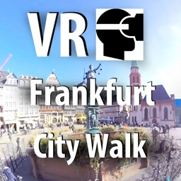 VR Frankfurt City Walk - Virtual Reality Germany
