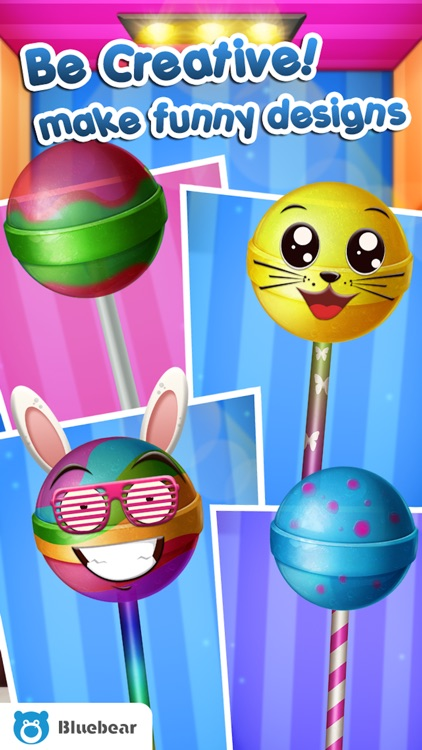 Lollipop Maker - by Bluebear screenshot-3