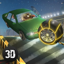 Rocket Ball Super Car Soccer League Full