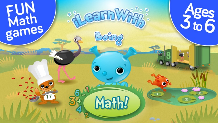 Kids Number, Addition & Subtraction Math Ed Games screenshot-0