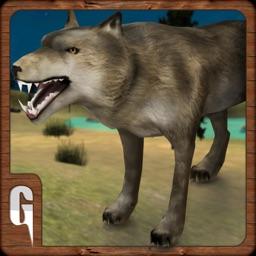 Wild Attack Wolf Simulator 3D