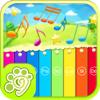 寶寶聽歌彈鋼琴學兒歌-幼兒早教音樂類游戲