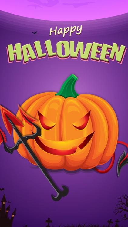 Halloween Emoji Sticker Pack for iMessage