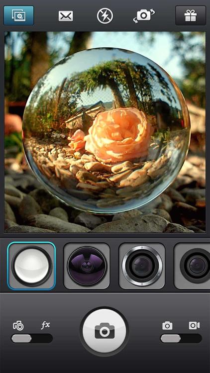 InFisheye Free - Fisheye Lens for Instagram