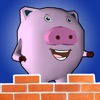 Pig Brick - the fox attack to the pig's house