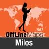 Milo mapa offline y guía de viaje
